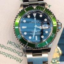 Rolex Submariner Data 16610LV