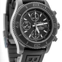 Breitling SuperOcean Abyss White Chronograph Watch M13341B7/BD...