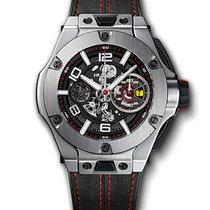 Hublot Big Bang Ferrari Unico Titanium