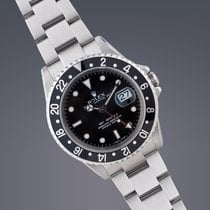 Rolex GMT-Master II 16710 stainless steel Oyster Perpetual...