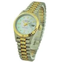 Rolex Used Ladies Tridor President