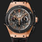 Hublot Big Bang King Power F1 Great Britain Silverstone...