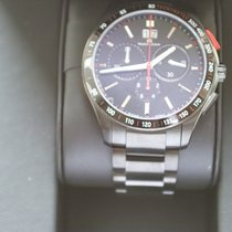 Maurice Lacroix . Miros Sport Chronograph black NEW FULL SET