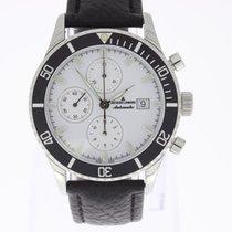 Jacques Lemans Automatic Chronograph 7750 white dial