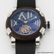 Romain Jerome Titanic DNA Steel Tourbillon Number 8