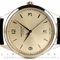 Montblanc Heritage Chronometre in acciaio