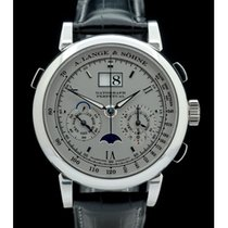 A. Lange & Söhne Datograph Perpetual in Platin - Italienis...