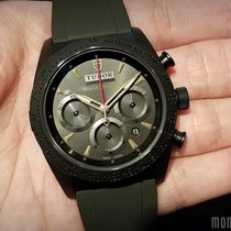 Tudor 42000CN 42000CR (888) Fastrider Black Shield 42mm