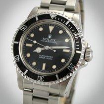 Rolex 5513 Submariner Black - Vintage Serial 878xxxx Men's...