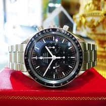 Omega Speedmaster Professional Moonwatch Sapphire Back Watch