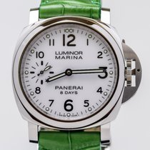 Panerai Luminor Marina 8 Days White Dial