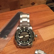 Schaumburg Watches AQM4 Diver Stahl