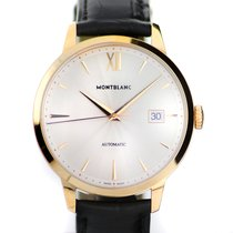 Montblanc Heritage Spirit Rose Gold Date Automatic