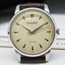 IWC Vintage Honeycomb Dial Pellaton Cal. 853 Automatic SS (25608)