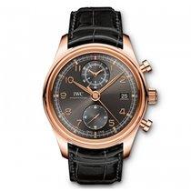 IWC Portuguese Chronograph Classic Automatic Chronograph Date...