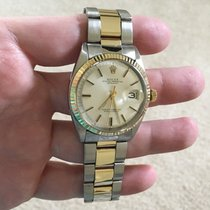Rolex 1600 Vintage Oyster Perpetual Datejust Folded Oyster...