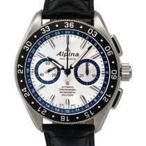 Alpina Alpiner 4 Chronograph Automatic Men's Watch – AL-860AD5AQ6