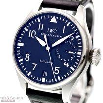IWC Big Pilots Watch Ref-IW500401 Stainless Steel Box Bj-2007...