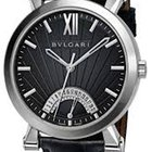 Bulgari SB42BSLDR Sotirio Automatic Retrograde Date Men's...