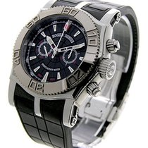 Roger Dubuis SE46-56- 9/ K.53 Easy Diver Chronograph - Steel...