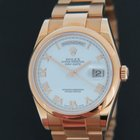 Rolex Oyster Perpetual Day-Date Rose Gold