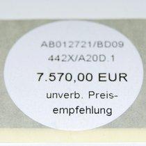 Breitling Navitimer Unverb. Preisempfehlung