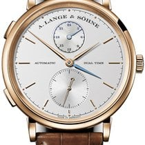 A. Lange & Söhne [NEW][SP] Saxonia Dual Time 385.032...