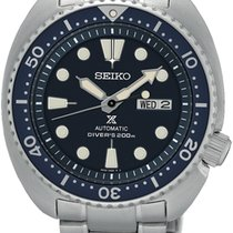 Seiko Prospex Automatik Diver new Turtle SRP773K1