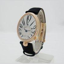 Breguet 8918BR/58/864/D00D Reine De Naples Rose Gold Automatic