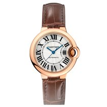 Cartier Ballon Bleu Automatic Ladies Watch Ref W6920097