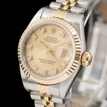 Rolex Oyster Perpetual Datejust 26mm ref. 69173 DIAMONDS