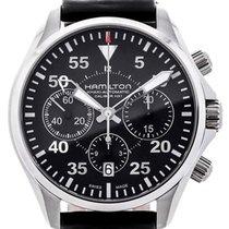 Hamilton Khaki Aviation Pilot Chronograph 42