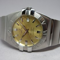 Omega Constellation Double Eagle 38mm Co-Axial