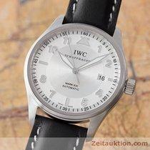 IWC Schaffhausen Mark XVI Herrenuhr Automatik Stahl Ref. 3255