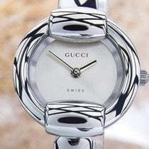 Gucci Rare Ladies Fashionable Swiss Made Dress Watch Ref 1400l...