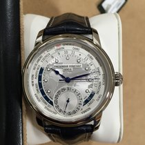 Frederique Constant Worldtimer Manufacture | EUR Bonus Discount
