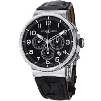 Ulysse Nardin Marine Diver Black Dial Men's Watch