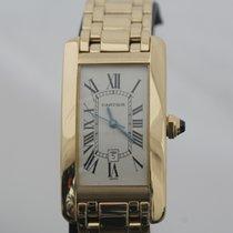 Cartier TANK AMERICANO