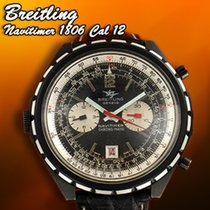 """Breitling Navitimer """"Black  Steel""""  Chrono-Matic ..."""