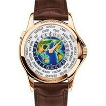 Patek Philippe 5131R World Time New Version in Rose Gold