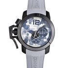 Graham Chronofighter Oversize Black Arrow Grey Celsius...