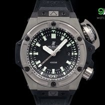 Hublot Ref. 731.nx.1190.rx King Power Oceanographic 4000 Watch...