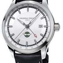 Frederique Constant Healey Vintage Rally Healey GMT FC-350HS5B6