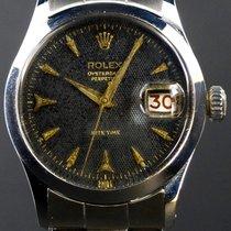 Rolex Oysterdate Perpetual 6518 RITE TIME Honeycomb
