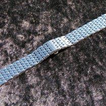 Zenith 19mm Watch Bracelet Steel Band Band New 17cm Zs19-03