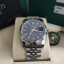 Rolex Datejust 36mm dial Blue