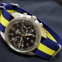 CWC Vintage Chronograph Military Watch