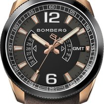 Bomberg Bolt-68 GMT Bicolor BS45GMTTT.006.3