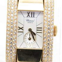 Chopard La Strada Ref. 5280 Lady's Solid 18k Yellow Gold...