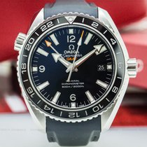 Omega 232.32.44.22.01.001 Seamaster Planet Ocean GMT SS /...